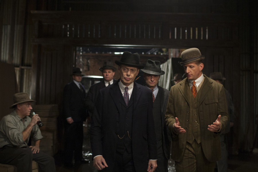 Harrow asks Nucky where to find Jimmy body