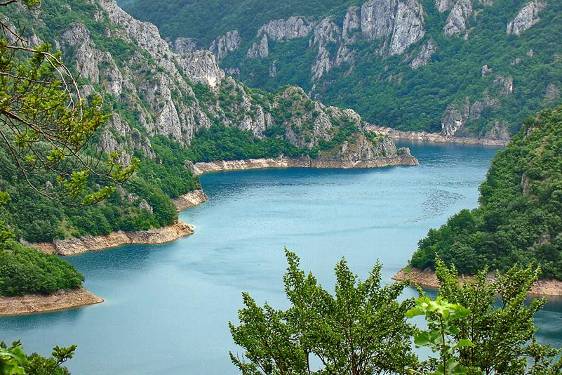 рыбалка в черногории в пивское озеро