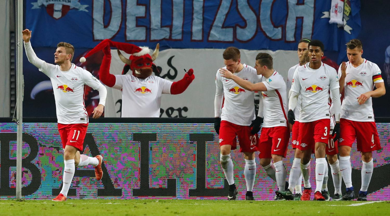RB Leipzig v Hertha BSC Berlin - German Bundesliga