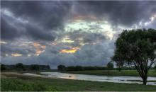 Дожди и грозы ждут Подмосковье на будущей неделе|MoiKlin.RU