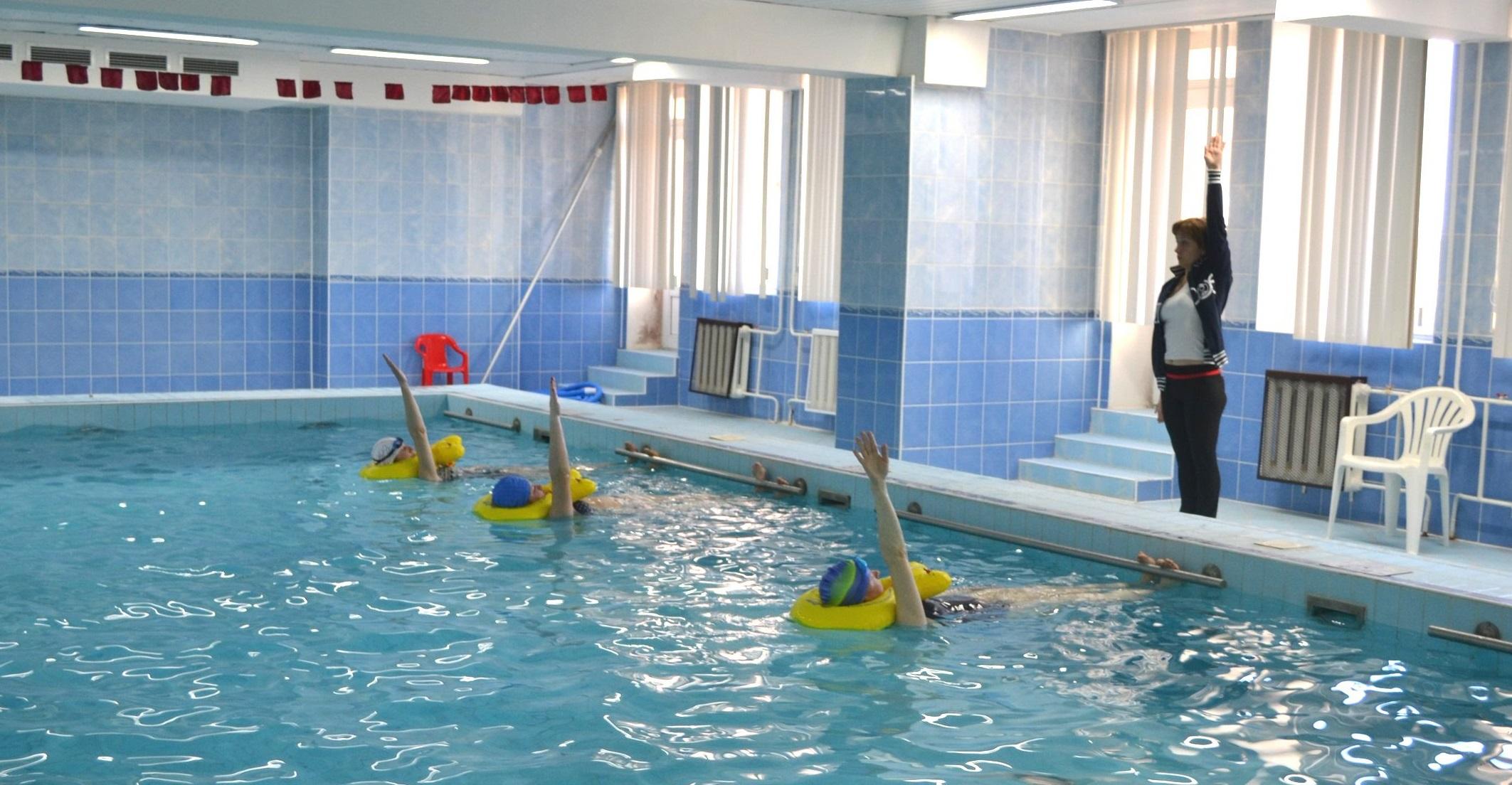 Справка для бассейна в поликлинике в Клин